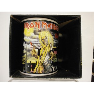 TAZZA / MUG   -   IRON MAIDEN - KILLERS