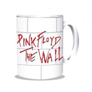 PINK   FLOYD   - The   Wall   Logo    (Tazza)