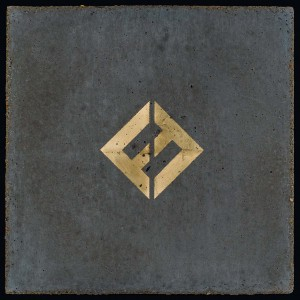 FOO  FIGHTERS- Concrete & Gold