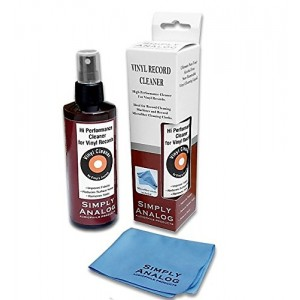 Music Protection - Flat Screen Cleaning Fluid Incl. Microfibre Cloth