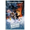 Star Wars The Empire Strikes Back - One Sheet (Poster Maxi 61X91,5 Cm)