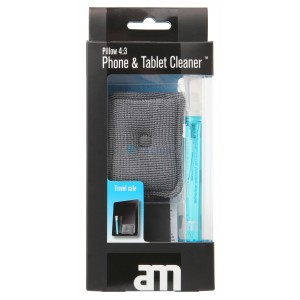 Music Protection - Phone & Tablet Cleaner Incl. Pillow 4:3