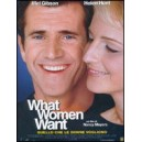 WHAT WOMAN WANT