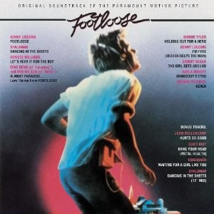 FOOTLOOSE    o.s.t.
