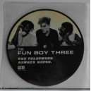 The FUN  BOY THREE  ‎– The Telephone Always Rings   (Picture-disc)