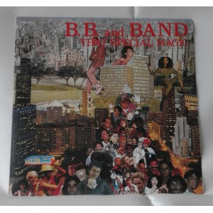 B. B. and BAND  - THAT SPECIAL  MAGIC  / WEE THEE PEOPLE
