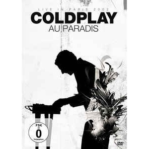COLDPLAY  - Live in Paris 2002 -   Au Paradis
